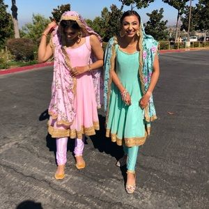 Dresses & Skirts - Two Identical Indian outfits